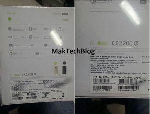 HTC 10 Lifestyle sale silenciosamente a la venta en India