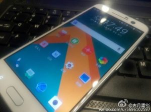 HTC 10 nueva superficie de imágenes en vivo