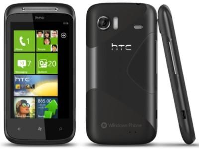 HTC 7 Mozart con Windows Phone 7 lanzado en India