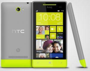 HTC 8S lanzado con pantalla Super LCD de 4 pulgadas, procesador S4 de 1 GHz y cámara de 5 MP