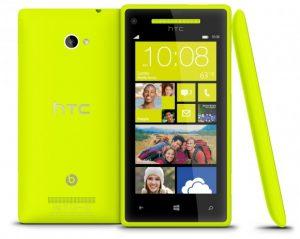 HTC 8X ahora disponible por Rs.34,149 en el minorista en línea Saholic