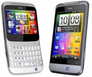 HTC ChaCha y Salsa disponibles para pedidos anticipados en Amazon Reino Unido