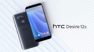 HTC Desire 12s lanzado con pantalla de 5.7 pulgadas 18: 9, Snapdragon 435 SoC y cámara de 13 MP