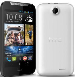 HTC Desire 310w con pantalla de 4,5 pulgadas y chip MediaTek de cuatro núcleos anunciado en China