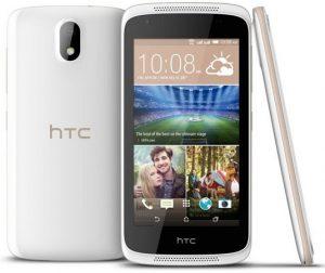 HTC Desire 326G con procesador de cuatro núcleos anunciado en India