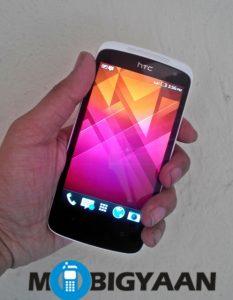 Revisión de HTC Desire 500