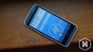 HTC Desire 620 con procesador de cuatro núcleos de 64 bits filtrado