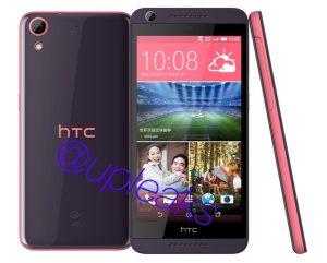 HTC Desire 626 press renders y fugas de especificaciones
