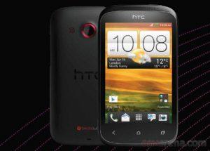 Primera imagen de prensa y especificaciones oficiales de la fuga de HTC Desire C