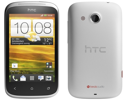 HTC Desire C se lanza en India por Rs.  14,999