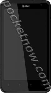 HTC Holiday para AT&T tiene algunas 'especificaciones gigantes'