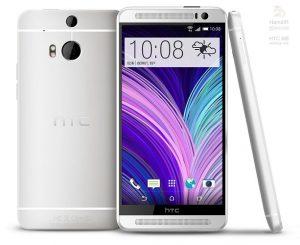 HTC M8 press renderiza la superficie