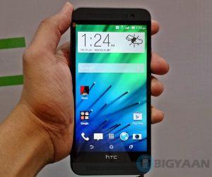 HTC One E8: Manos a la obra [Images]