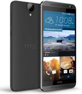 HTC One E9 + con procesador MediaTek octa-core anunciado en India