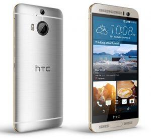 HTC One M9 + Prime Camera Edition con cámara de 13 MP listada en línea