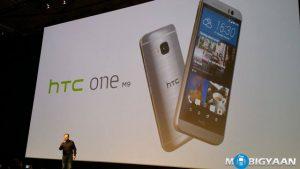 HTC One M9 con pantalla Full HD de 5 pulgadas, CPU Snapdragon 810 de ocho núcleos y cámara de 20 MP anunciada