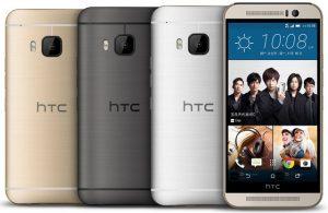 HTC One M9s con 5 pulgadas full HD y procesador MediaTek Helio X10 lanzado