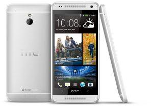 HTC One Mini se lanzó en India por Rs.  36790