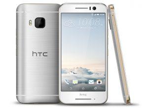 HTC One S9 con pantalla de 5 pulgadas y procesador Helio X10 presentado