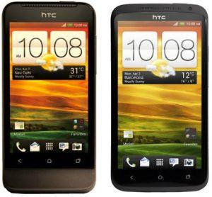 HTC One V y One X en preventa en Flipkart