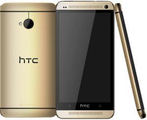 HTC One en color dorado anunciado por $ 845