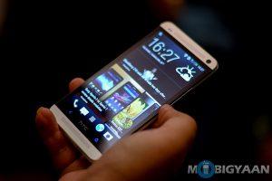 HTC One Dual SIM disponible en India por Rs.  46945