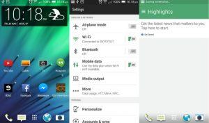 HTC One totalmente nuevo viene con Sense 6.0;  versión dorada a cuestas [Report]