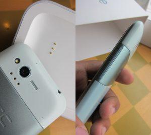 HTC Rhyme: Primeras impresiones