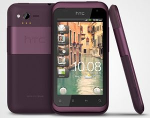 HTC Rhyme llegará pronto a India por Rs.  24.800