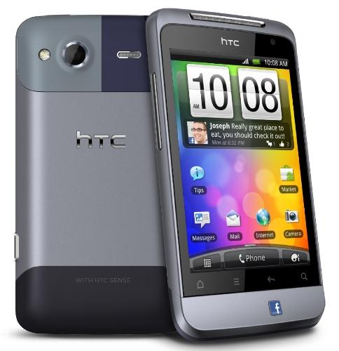 HTC Salsa anunciado oficialmente en India