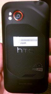HTC Vigor revelado en un par de imágenes filtradas