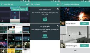 HTC Zoe ahora disponible para dispositivos Android que no son HTC