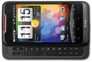 HTC anunció su primer móvil CDMA Global - HTC Merge