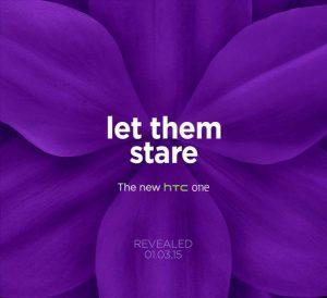 HTC confirma que el nuevo One llegará el 1 de marzo