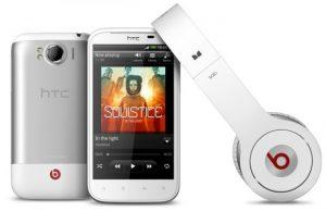 HTC lanza Sensation XL con Beats Audio en India a Rs, 39,990