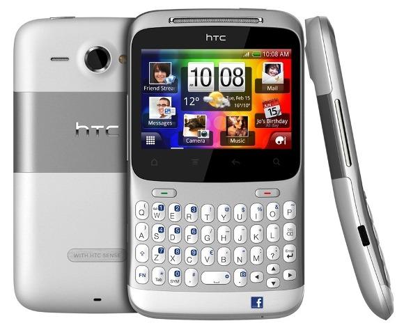 HTC lanza su segundo teléfono de Facebook, el HTC ChaCha