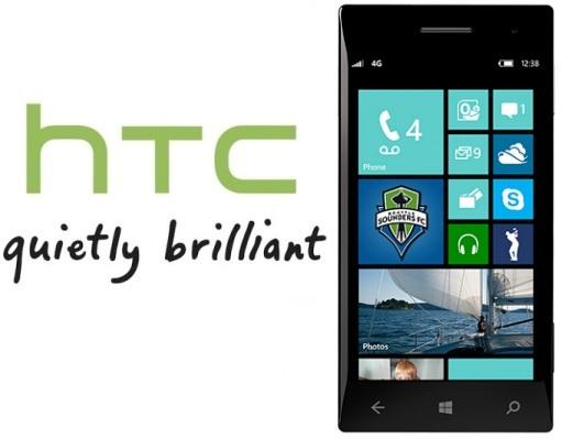 HTC presentará dispositivos con Windows Phone 8 en la tercera semana de septiembre
