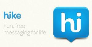 Hike llega a 15 millones de usuarios, afirma ser la aplicación de mensajería juvenil número 1, ¡LOL!
