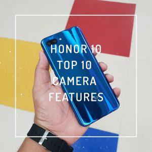 Honor 10 - Los 10 mejores consejos y trucos de la cámara - Funciones ocultas