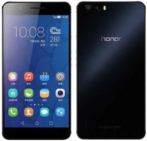 Huawei Honor 6 Plus con procesador octa core lanzado en India para Rs.  26499
