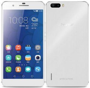 Se anuncia el Huawei Honor 6 Plus con cámara trasera dual de 8 MP