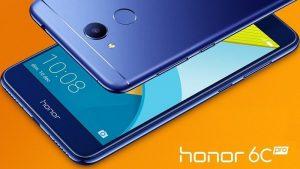 Honor 6C Pro anunciado con pantalla de 5.2 pulgadas, cámara de 13 MP y batería de 3000 mAh