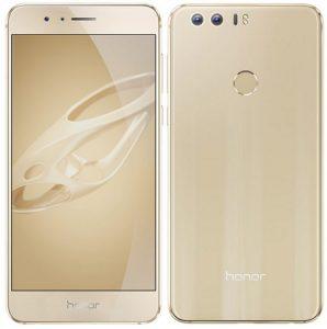Honor 8 con pantalla de 5.2 pulgadas, chipset Kirin 950 y cámara trasera dual presentada