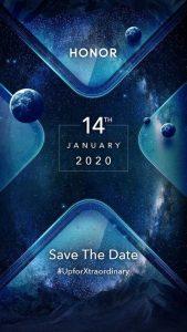 Honor 9X se hará oficial en India el 14 de enero