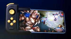 Honor GamePad es un controlador de juegos móvil con joystick físico y 6 botones de acción