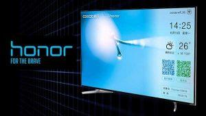 Honor Smart TV confirmado;  se centrará en la I + D en lugar de la guerra de precios