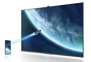 Honor Vision TV con pantalla 4K HDR de 55 pulgadas, cámara emergente y HarmonyOS anunciado