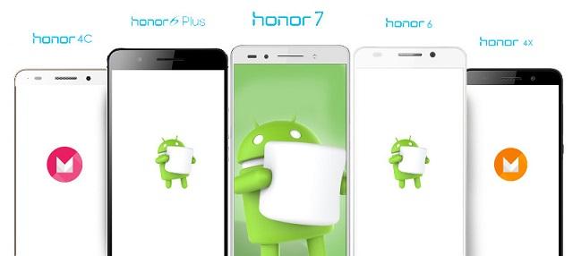 Actualización de Huawei-honor-Android-6.0-Marshmallow