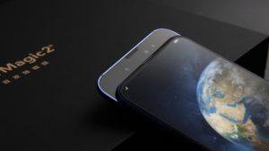 Honor comparte imágenes oficiales de Magic 2 mostrando su diseño