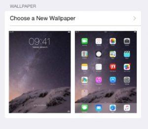 Cómo cambiar el fondo de pantalla en iPad [iOS] [Guide]